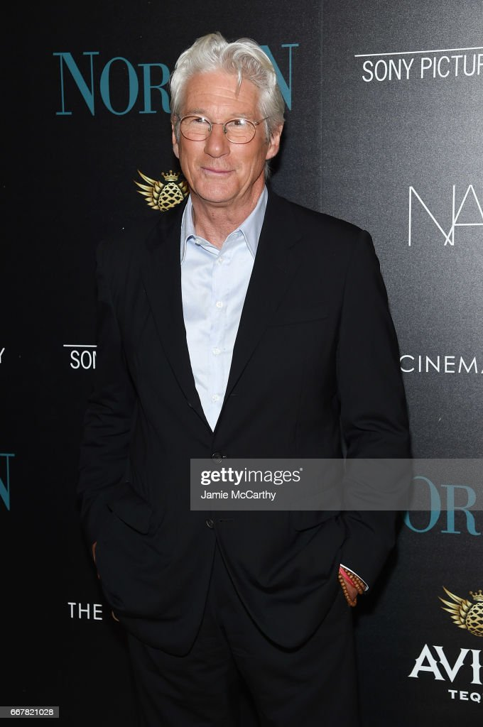 "The Cinema Society Hosts A Screening Of Sony Pictures Classics' ""Norman"" - Arrivals"