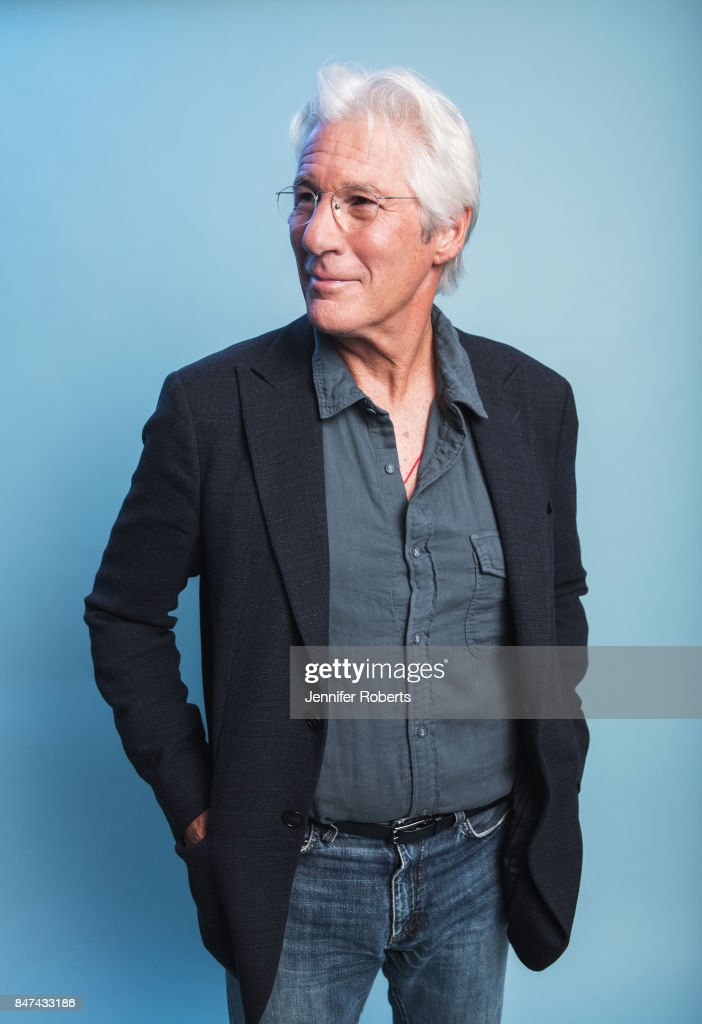Actor Richard Gere of 'Three Christs' is photographed at the 2017 Toronto Film Festival on September 14, 2017 in Toronto, Ontario.