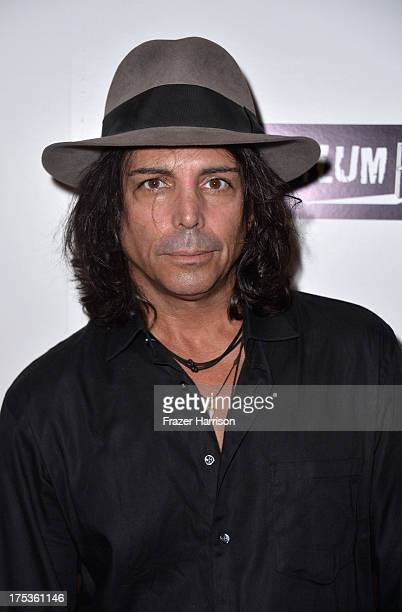 Actor Richard Greico arrives at Fathom Events Presents The Premiere Of The Asylum And Syfy's 'Sharknado' at Regal Cinemas LA Live on August 2 2013 in...