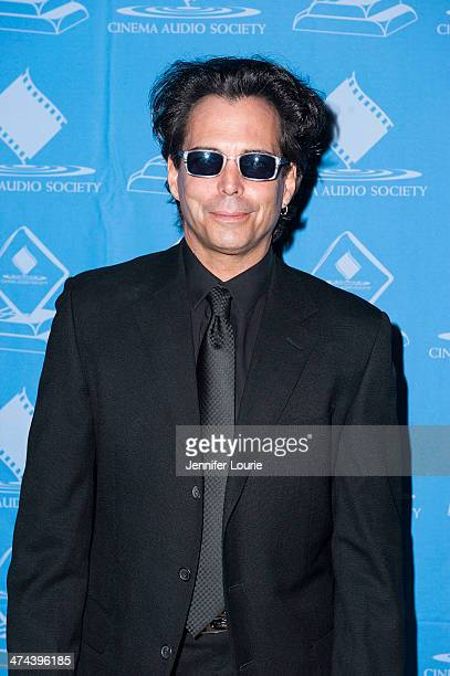 Actor Richard Grieco arrives at the Cinema Audio Society's annual 50th CAS Awards at the Millennium Biltmore Hotel on February 22 2014 in Los Angeles...