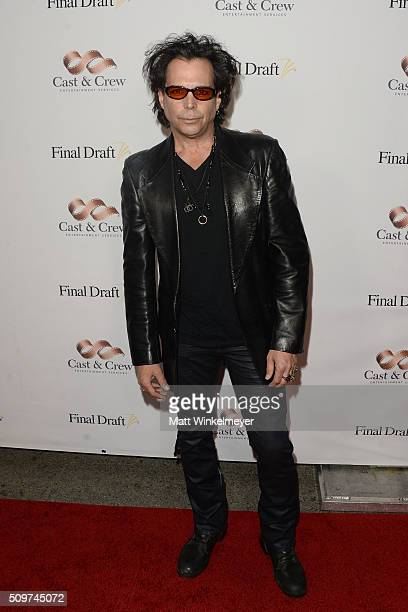 Actor Richard Grieco attends the 11th Annual Final Draft Award at Paramount Theatre on February 11 2016 in Hollywood California