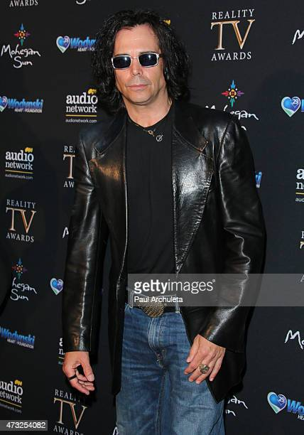Actor Richard Grieco attends the 3rd annual Reality TV Awards at Avalon on May 13 2015 in Hollywood California