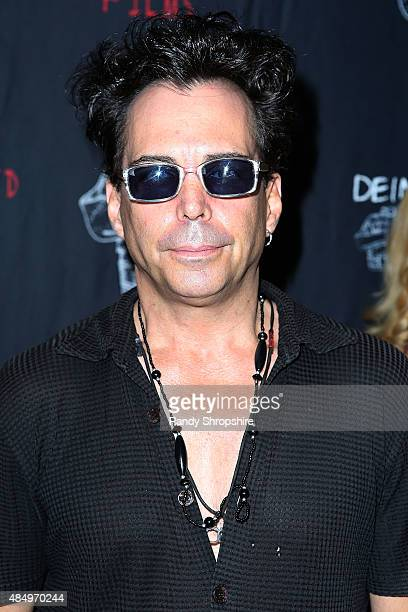 Actor Richard Grieco attends the preview screening of Indy Films' 'They Want Dick Dickster' at The Downtown Independent on August 22 2015 in Los...