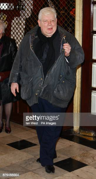 Actor Richard Griffiths