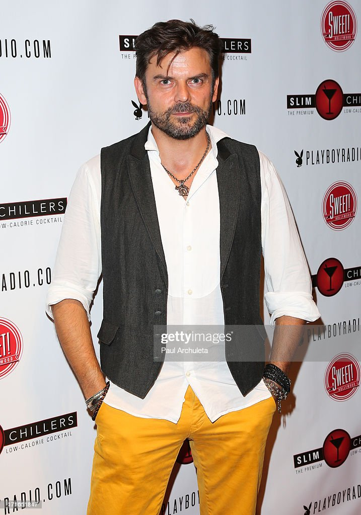 Actor Richard Halverson attends the Birthday Party for Playboy Radio and TV Personality Jessica Hall at Sweet Candy store on June 26, 2013 in Hollywood, California.