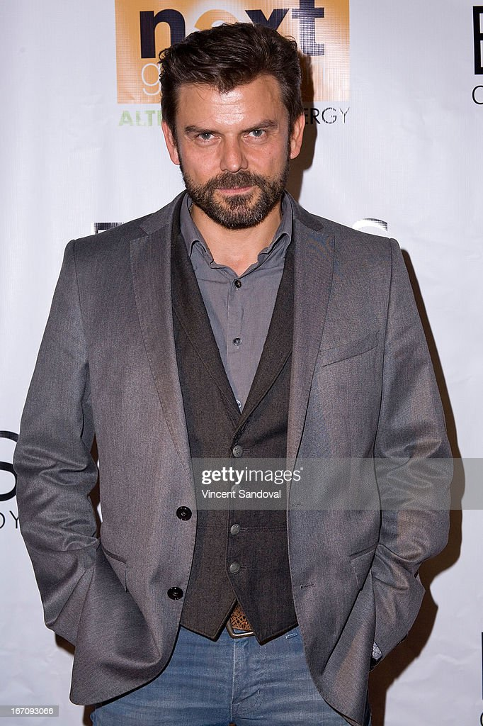 Actor Richard Halverson attends the Los Angeles special screening of 'Errors Of The Human Body' at Arena Cinema Hollywood on April 19, 2013 in Hollywood, California.