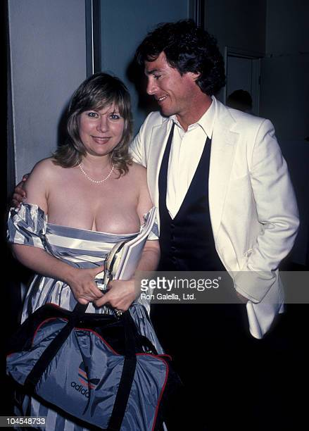 Actor Richard Hatch and date Robyn Kuapton attend Joan Rivers LoveMatch Celebrity Tennis Auction Benefiting the Cystic Fibrosis Foundation on May 31...