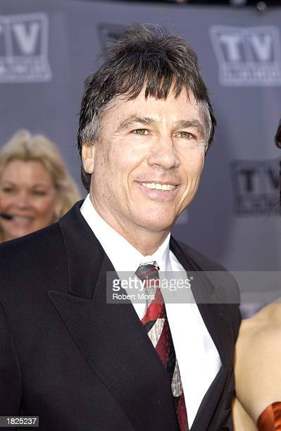 Actor Richard Hatch attends the TV Land Awards 2003 at the Hollywood Palladium on March 2 2003 in Hollywood California
