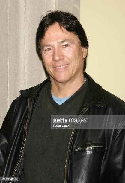 Actor Richard Hatch poses for a photo at the 10th Annual Big Apple National Comic Book Toy SciFi Expo at Penn Plaza Pavillion November 18 2005 in New...