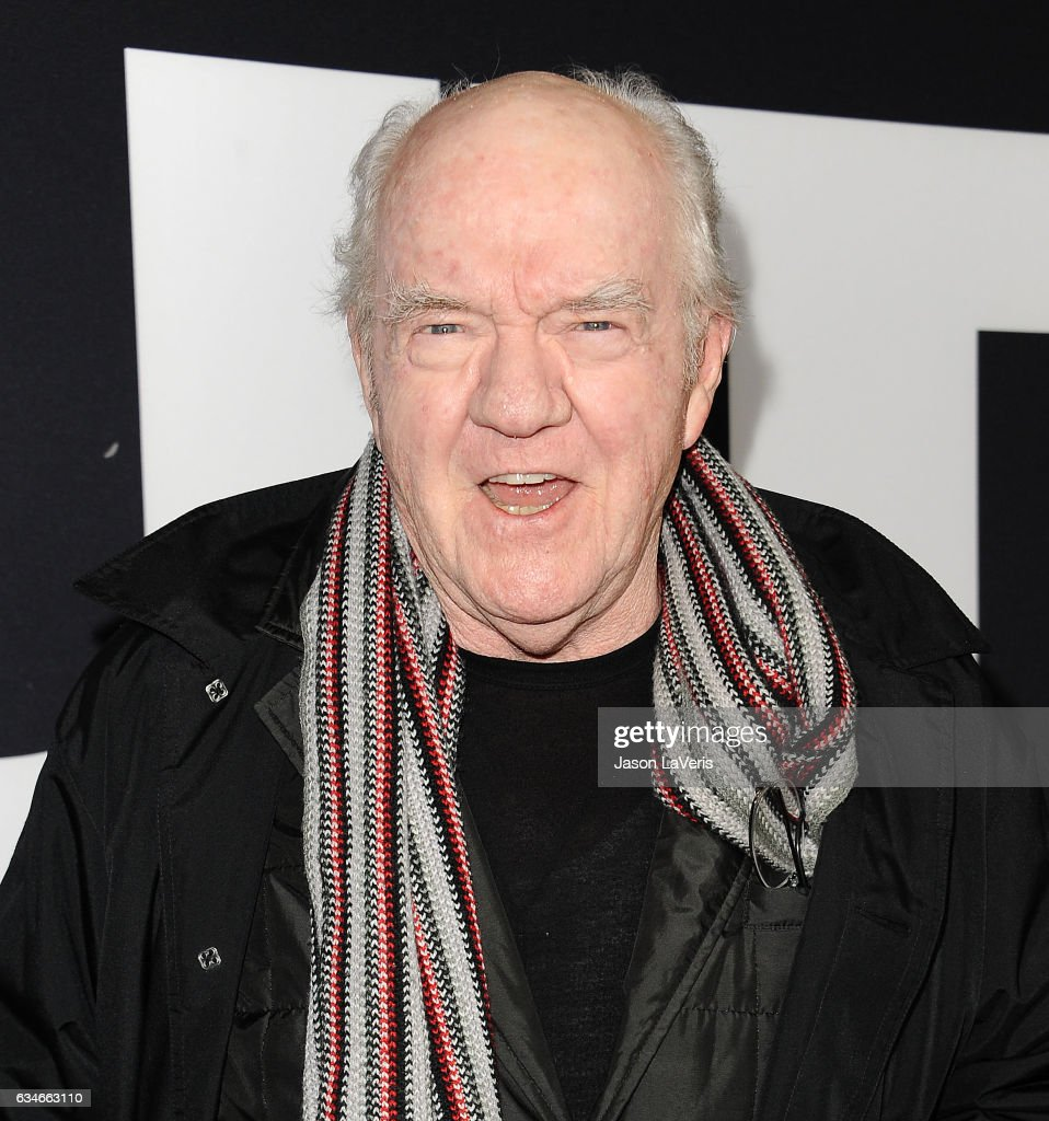 Actor Richard Herd attends a screening of 'Get Out' at Regal LA Live Stadium 14 on February 10, 2017 in Los Angeles, California.
