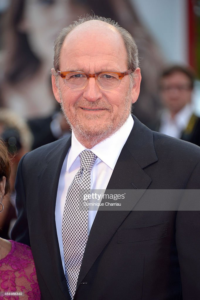 Actor <a gi-track='captionPersonalityLinkClicked' href=/galleries/search?phrase=Richard+Jenkins&family=editorial&specificpeople=944870 ng-click='$event.stopPropagation()'>Richard Jenkins</a> attends the 'Olive Kitteridge Parts 1-2' premiere during the 71st Venice Film Festival at Sala Grande on September 1, 2014 in Venice, Italy.