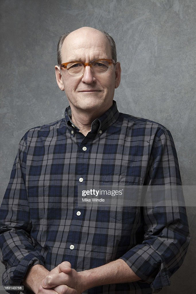 Actor Richard Jenkins is photographed at the Sundance Film Festival for Self Assignment on January 28, 2013 in Park City, Utah.
