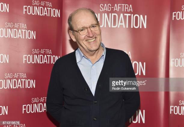 Actor Richard Jenkins poses for portrait at SAGAFTRA Foundation Conversations at SAGAFTRA Foundation Screening Room on November 14 2017 in Los...