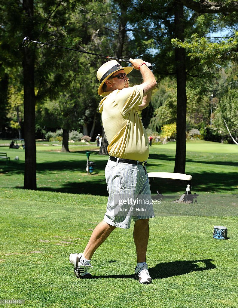 Actor <a gi-track='captionPersonalityLinkClicked' href=/galleries/search?phrase=Richard+Karn&family=editorial&specificpeople=226733 ng-click='$event.stopPropagation()'>Richard Karn</a> attends actor James Caan's Golf Tournament at El Caballero Country Club on April 25, 2011 in Tarzana, California.