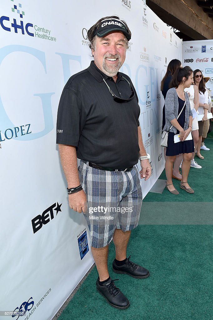 Actor Richard Karn attends the 9th Annual George Lopez Celebrity Golf Classic to benefit The George Lopez Foundation at Lakeside Golf Club on May 2, 2016 in Burbank, California.