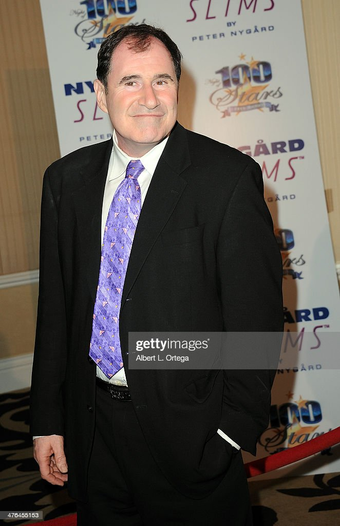 Actor <a gi-track='captionPersonalityLinkClicked' href=/galleries/search?phrase=Richard+Kind&family=editorial&specificpeople=216578 ng-click='$event.stopPropagation()'>Richard Kind</a> arrives for Norby Walters' 24nd Annual Night Of 100 Stars Oscar Viewing Gala held at Beverly Hills Hotel on March 2, 2014 in Beverly Hills, California.