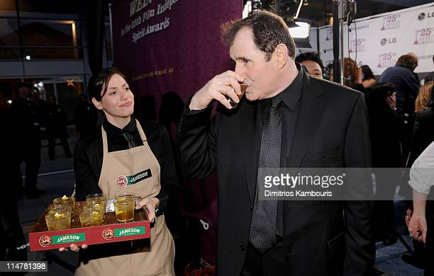 Actor Richard Kind attends the 25th Independent Spirit Awards Hosted By Jameson Irish Whiskey held at Nokia Theatre LA Live on March 5 2010 in Los...