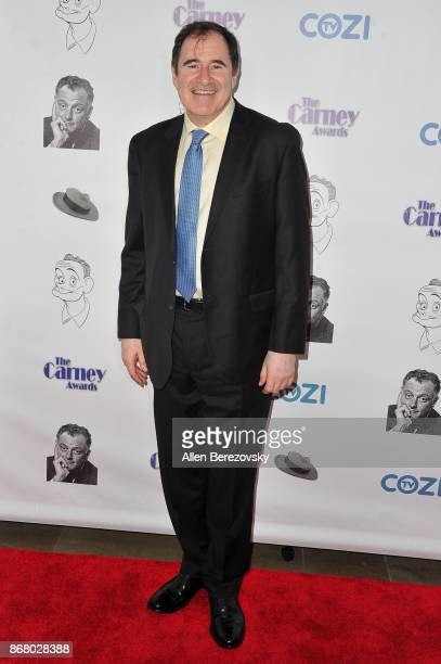 Actor Richard Kind attends the 3rd Annual Carney Awards at The Broad Stage on October 29 2017 in Santa Monica California
