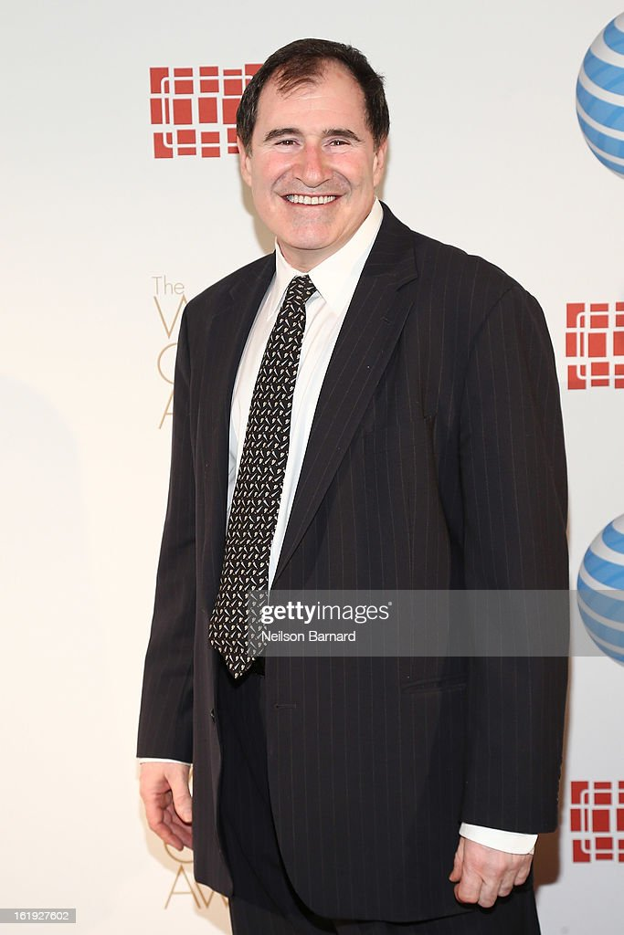 Actor <a gi-track='captionPersonalityLinkClicked' href=/galleries/search?phrase=Richard+Kind&family=editorial&specificpeople=216578 ng-click='$event.stopPropagation()'>Richard Kind</a> attends the 65th annual Writers Guild East Coast Awards at B.B. King Blues Club & Grill on February 17, 2013 in New York City.