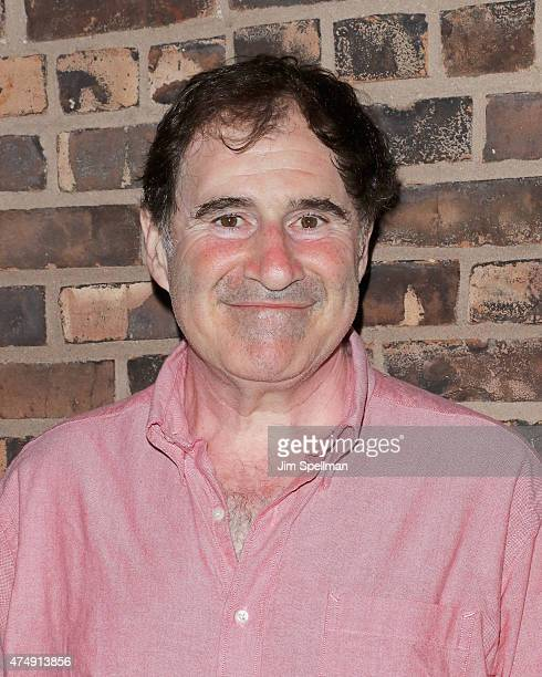Actor Richard Kind attends the after party for Magnolia Pictures' 'Results' premiere hosted by The Cinema Society with Women's Health and FIJI Water...