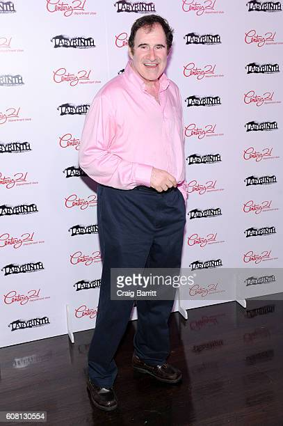 Actor Richard Kind attends the Labyrinth Theater Company's Celebrity Charades Gala 2016 at Capitale on September 19 2016 in New York City