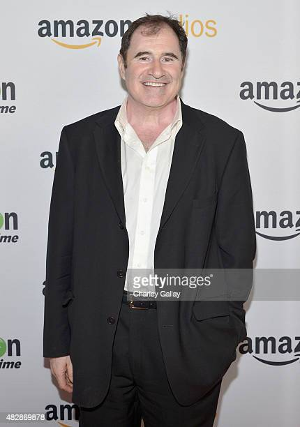 Actor Richard Kind attends the 'Red Oaks' panel discussion at the Amazon Studios portion of the 2015 Summer TCA Tour on August 3 2015 in Beverly...