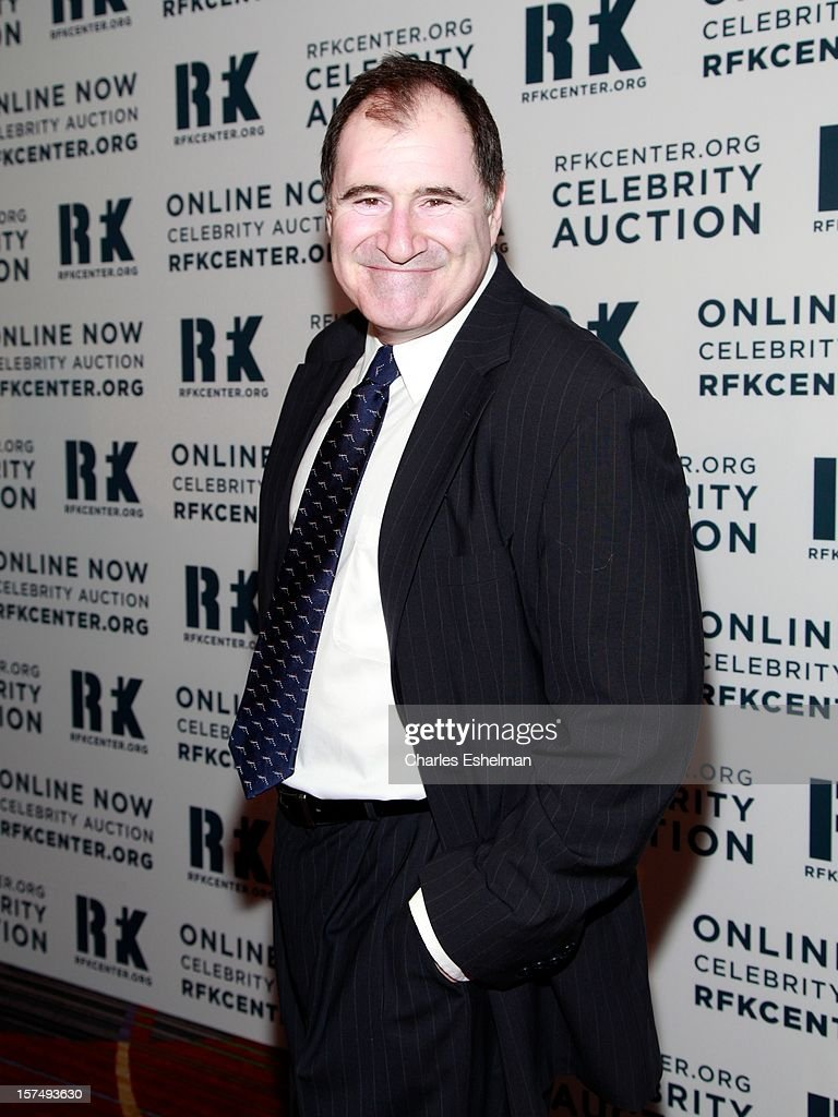 Actor Richard Kind attends the Robert F. Kennedy Center for Justice and Human Rights 2012 Ripple of Hope gala at The New York Marriott Marquis on December 3, 2012 in New York City.