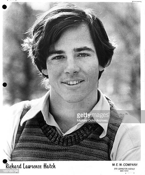 Actor Richard Lawrence Hatch poses for a portrait in circa 1971