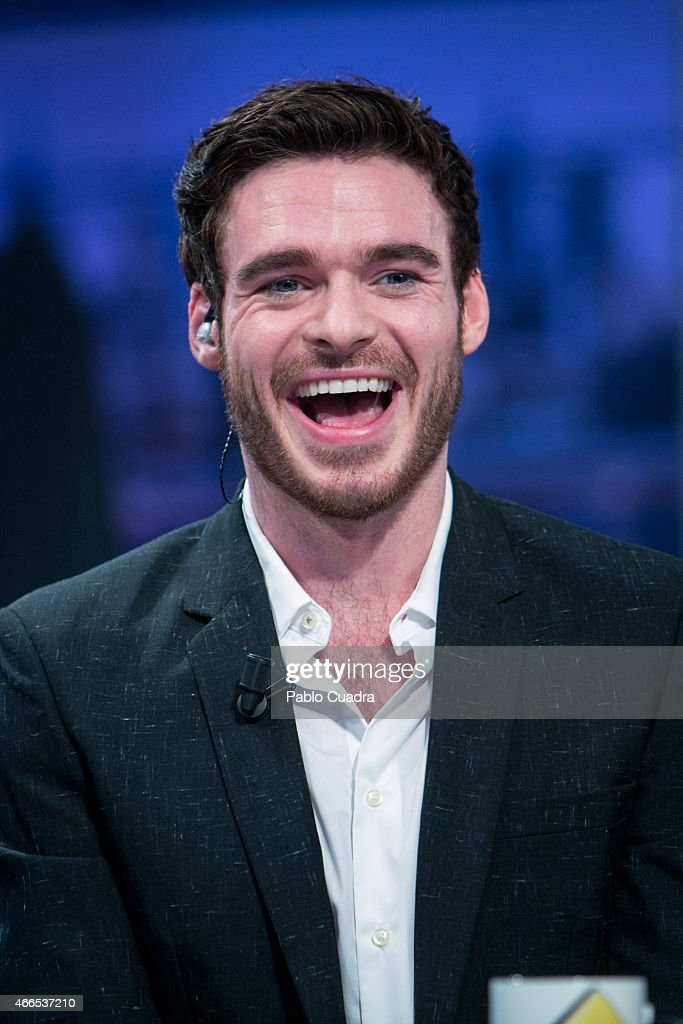 Kenneth Branagh And Richard Madden Attend 'El Hormiguero' Tv Show