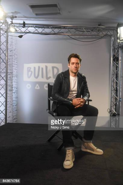 Actor Richard Rankin attends a BUILD series event at BUILD Studio London on September 7 2017 in London England