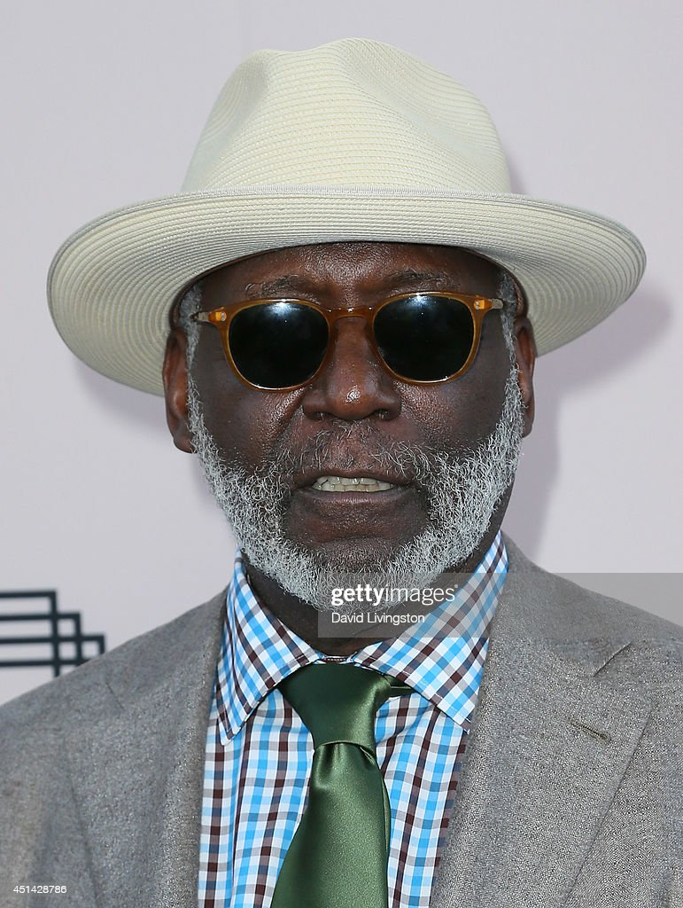 Actor <a gi-track='captionPersonalityLinkClicked' href=/galleries/search?phrase=Richard+Roundtree&family=editorial&specificpeople=618703 ng-click='$event.stopPropagation()'>Richard Roundtree</a> attends the 'PRE' BET Awards Dinner hosted by BET Networks' Chairman and CEO Debra L. Lee at Milk Studios on June 28, 2014 in Hollywood, California.