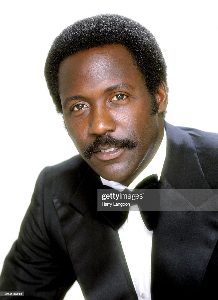 Actor Richard Roundtree poses for a portrait in 1985 in Los Angeles California
