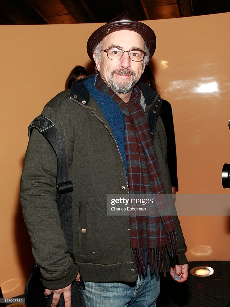 Actor Richard Schiff attends a screening of The Weinstein Company's 'Killing Them Softly' hosted by The Cinema Society with Men's Health and DeLeon at SVA Theatre on November 26, 2012 in New York City.