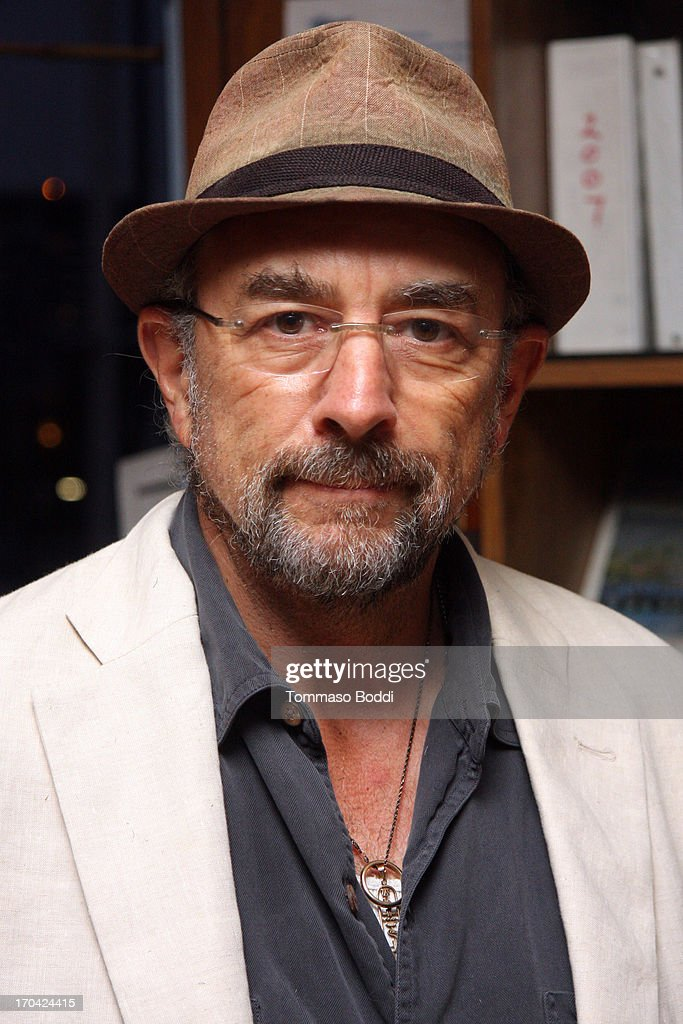 Actor <a gi-track='captionPersonalityLinkClicked' href=/galleries/search?phrase=Richard+Schiff&family=editorial&specificpeople=224824 ng-click='$event.stopPropagation()'>Richard Schiff</a> attends the 'Chasing The Hill' reception held at the Pacific Mariners Yacht Club on June 12, 2013 in Marina del Rey, California.
