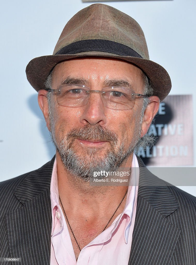 Actor <a gi-track='captionPersonalityLinkClicked' href=/galleries/search?phrase=Richard+Schiff&family=editorial&specificpeople=224824 ng-click='$event.stopPropagation()'>Richard Schiff</a> attends The Creative Coalition's 2013 Summer Soiree at Mari Vanna Los Angeles on June 19, 2013 in West Hollywood, California.