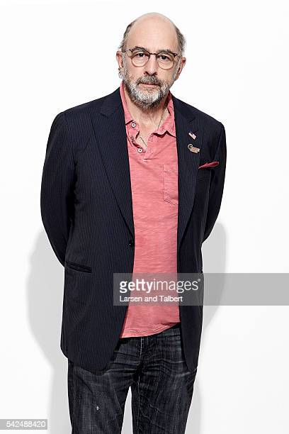 Actor Richard Schiff is photographed for Entertainment Weekly Magazine at the ATX Television Fesitval on June 10 2016 in Austin Texas