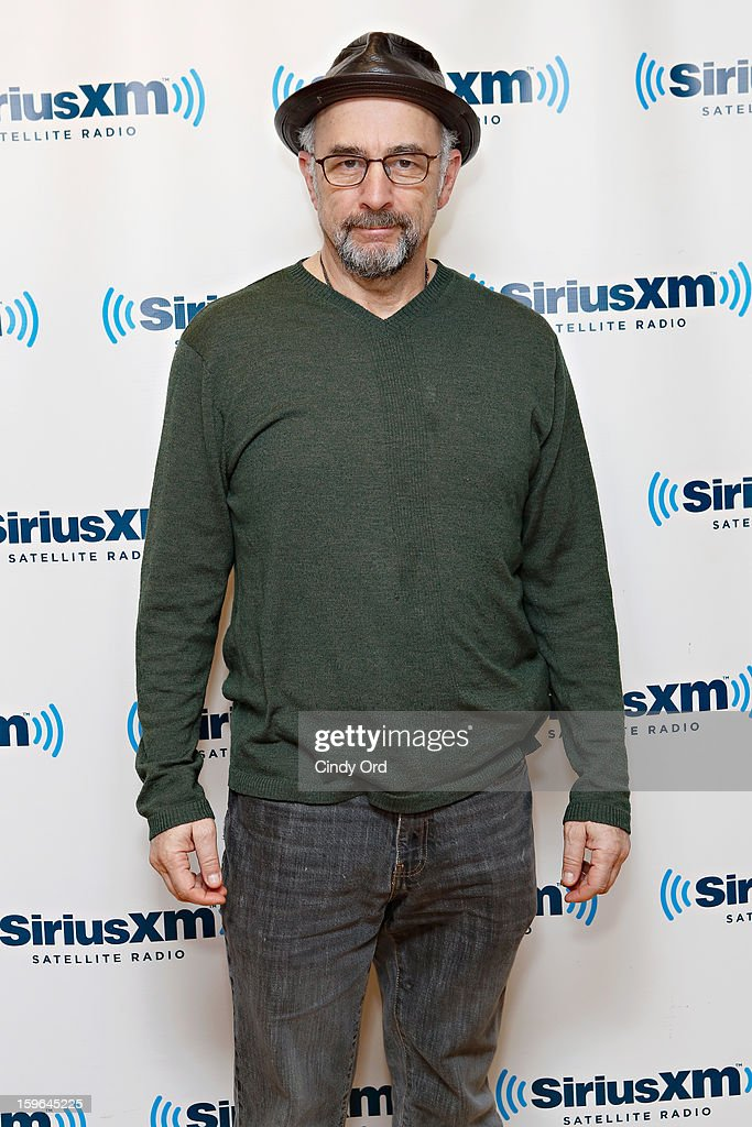 Actor <a gi-track='captionPersonalityLinkClicked' href=/galleries/search?phrase=Richard+Schiff&family=editorial&specificpeople=224824 ng-click='$event.stopPropagation()'>Richard Schiff</a> visits the SiriusXM Studios on January 17, 2013 in New York City.