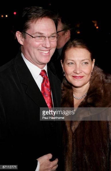 Georgiana Bi... Richard Thomas Wife