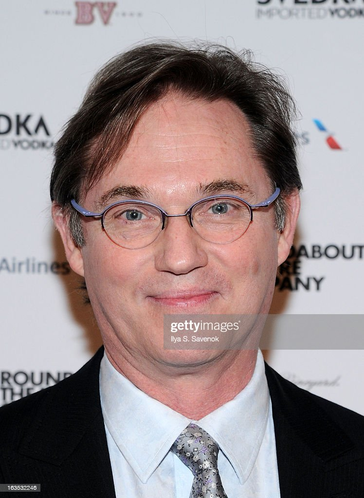 Actor Richard Thomas attends the 2013 Roundabout Theatre Company Spring Gala at Hammerstein Ballroom on March 11, 2013 in New York City.