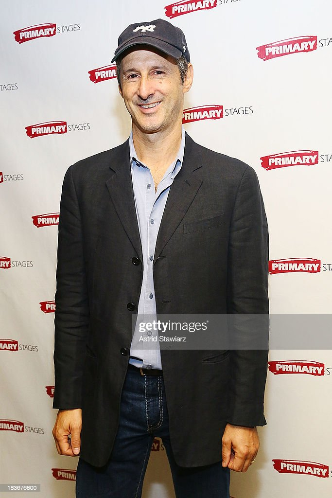 Actor Richard Topol attends the 'Bronx Bombers' opening night after Party at West Bank Cafe on October 8, 2013 in New York City.