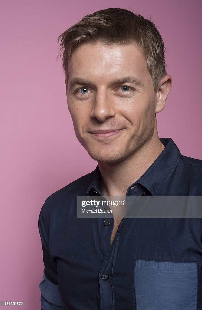 Actor Rick Cosnett poses for a portrait at the Mark Kearney Group 'Iced Out' Luxury Emmy Suite on September 19, 2013 in Los Angeles, California.