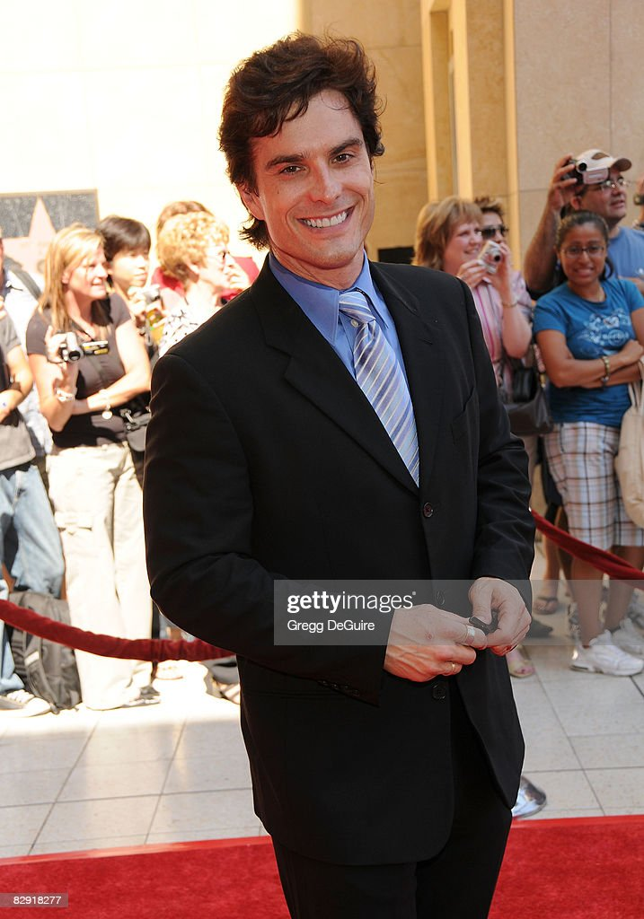 Actor Rick Hearst arrives at the 35th Annual Daytime Emmy Awards at the Kodak Theatre on June 20, 2008 in Los Angeles, California.