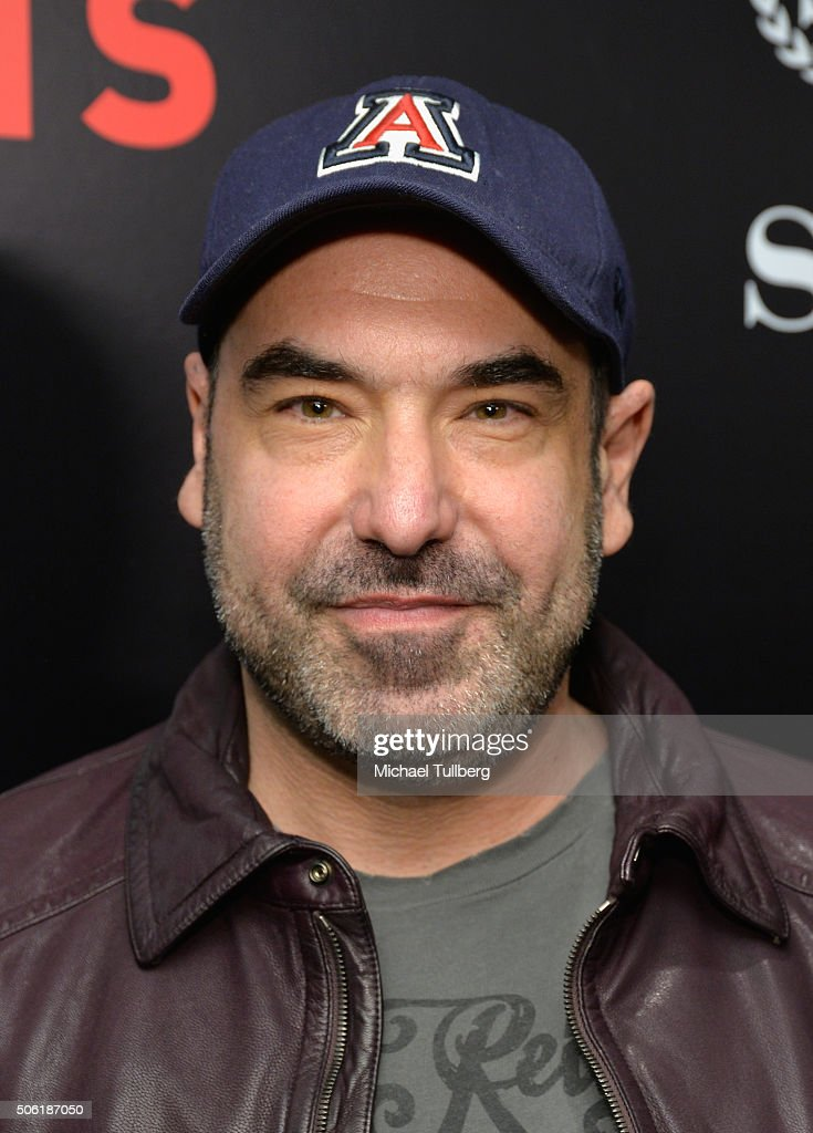 Actor Rick Hoffman attrends the premiere of USA Network's 'Suits' Season Five at Sheraton Los Angeles Downtown Hotel on January 21, 2016 in Los Angeles, California.