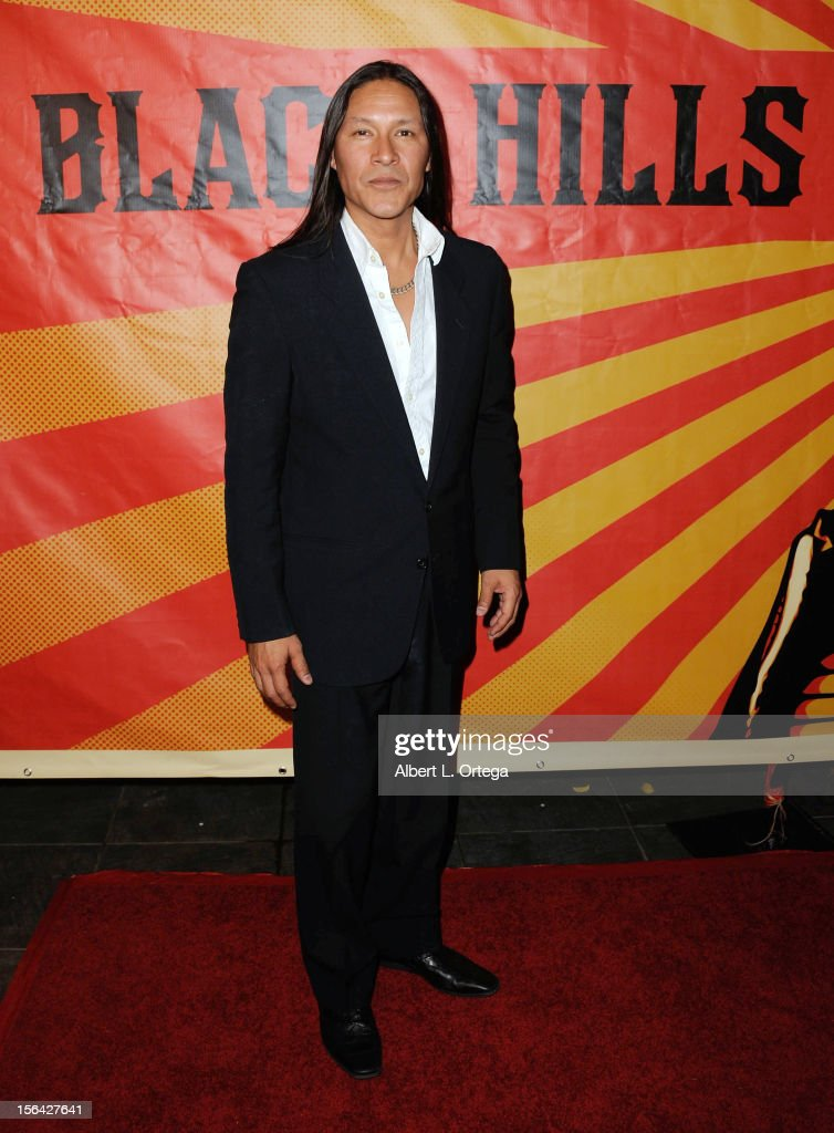 Actor Rick Mora arrives for the 9th Annual Red Nation Film Festival - Closing Night Gala held at Harmony Gold Theatre on November 14, 2012 in Los Angeles, California.