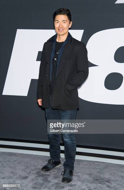 Actor Rick Yune attends 'The Fate Of The Furious' New York Premiere at Radio City Music Hall on April 8 2017 in New York City