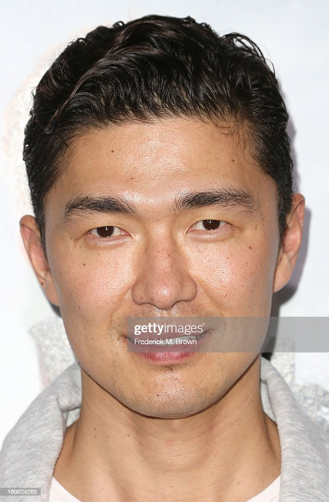 Actor Rick Yune attends the Premiere of Paramount Pictures' 'Hansel And Gretel Witch Hunters' at the TCL Chinese Theatre on January 24, 2013 in Hollywood, California.