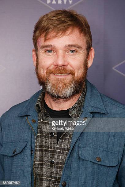 Actor Ricky Schroder arrives at the iHeart80s Party 2017 at SAP Center on January 28 2017 in San Jose California
