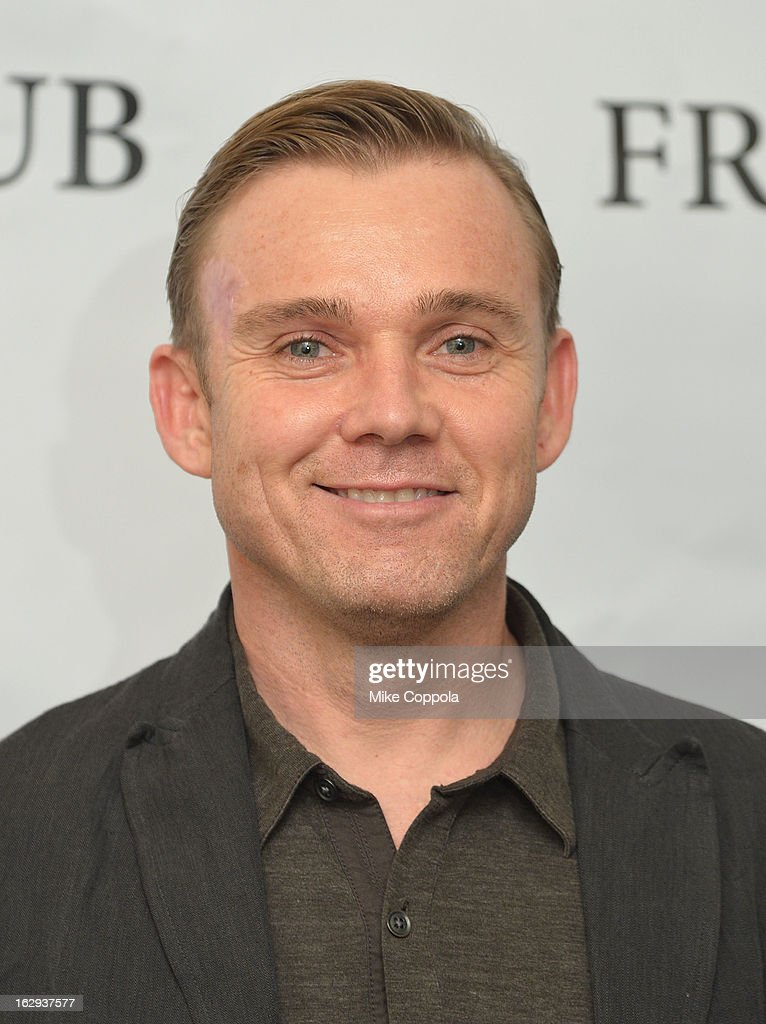 Actor Ricky Schroder attends The Friars Club: 'So You Think You Can Roast?' Celebrating Ricky Schroder at New York Friars Club on March 1, 2013 in New York City.