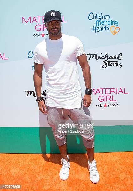 Actor Ricky Whittle attends Children Mending Heart's 7th Annual Empathy Rocks fundraiser on June 14 2015 in Malibu California