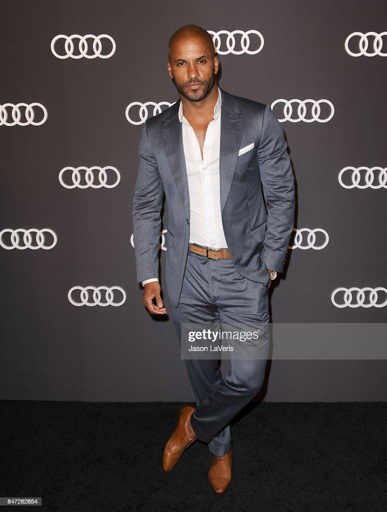 Actor Ricky Whittle attends the Audi celebration for the 69th Emmys at The Highlight Room at the Dream Hollywood on September 14, 2017 in Hollywood, California.